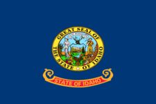 Idaho Flag - We have tax reminders for ID