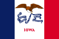 Iowa Flag - We have tax reminders for IA