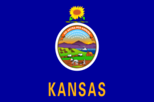 Kansas Flag - We have tax reminders for KS