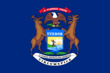 Michigan Flag - We have tax reminders for MI