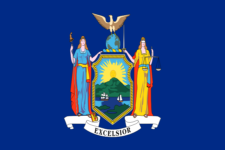 New York Flag - We have tax reminders for NY