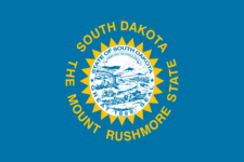 South Dakota Flag - We have tax reminders for SD