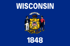 Wisconsin Flag - We have tax reminders for WI
