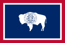 Wyoming Flag - We have tax reminders for WY